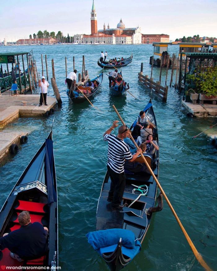 Mr & Mrs Romance - IG Edition - 53 Venice street scene