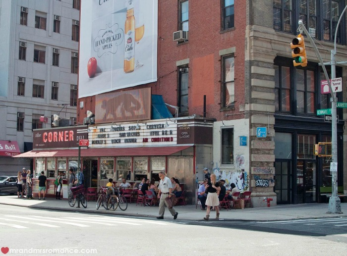 Mr & Mrs Romance - IG Edition - 56 La Esquina, NYC