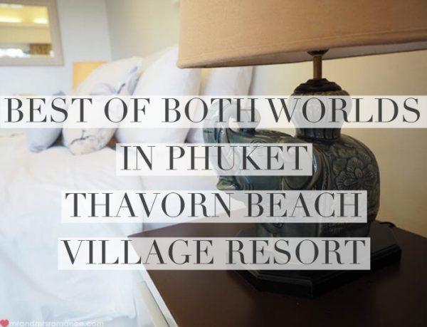 Mr & Mrs Romance - Thavorn Beach VIllage Resort Review - Phuket Thailand 00 feature 1