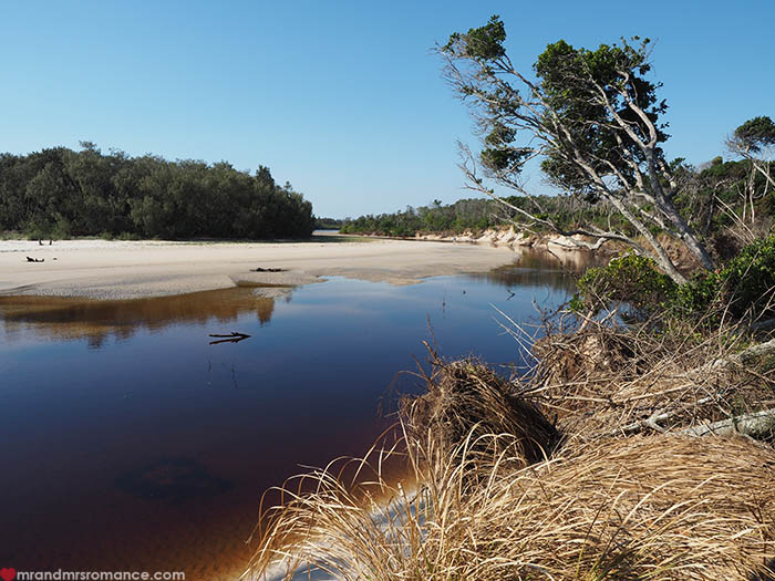 Mr & Mrs Romance - Things to do in Byron Bay - coastline