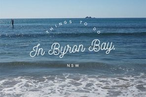 Our top 7 things to do in Byron Bay, NSW