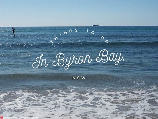 Mr & Mrs Romance - Things to do in Byron Bay