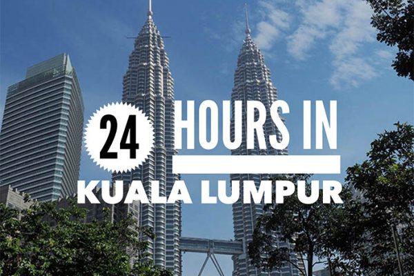 Mr and Mrs Romance - 24 hours in Kuala Lumpur - Malaysia Itinerary 02
