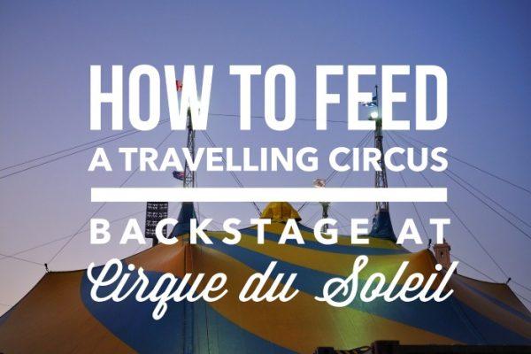 Mr & Mrs Romance - Cirque du Soleil Kooza - feature