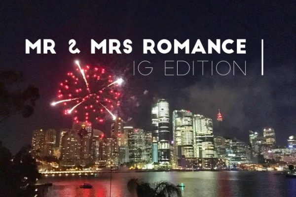 Mr & Mrs Romance - IG Edition - feature