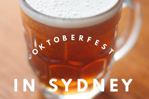 Mr and Mrs Romance - Oktoberfest in Sydney