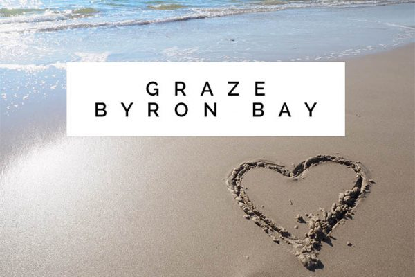 Mr and Mrs Romance - Where to eat in Byron Bay - Graze at Elements