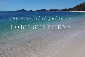 Our essential guide to Port Stephens – the hidden gem on the NSW coast