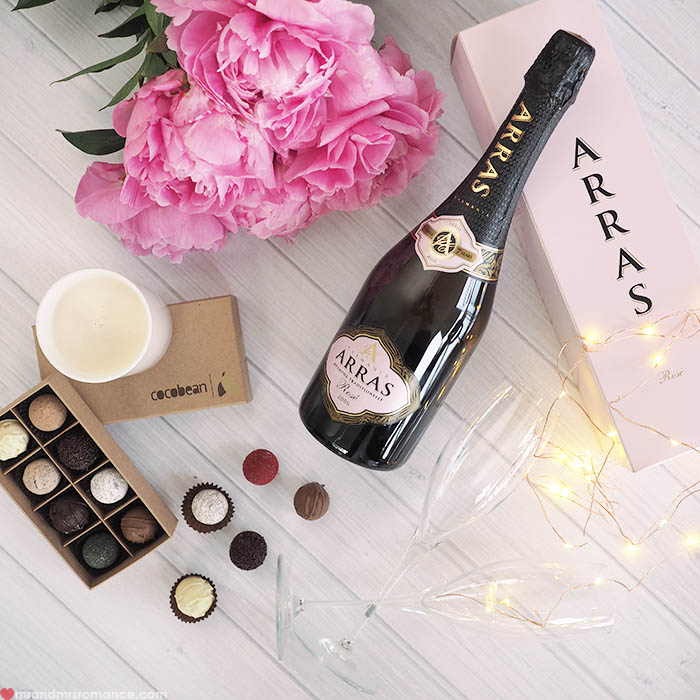 Mr and Mrs Romance - House of Arras wines