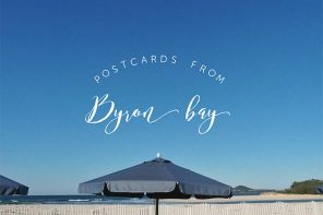 Postcards from Byron Bay