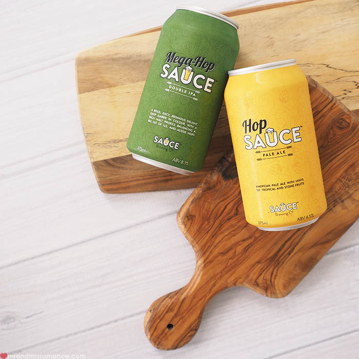 Mr and Mrs Romance - Sauce Brewery