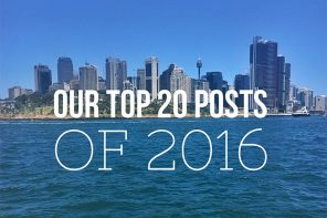 Our top 20 posts of 2016 – which one's your favourite?