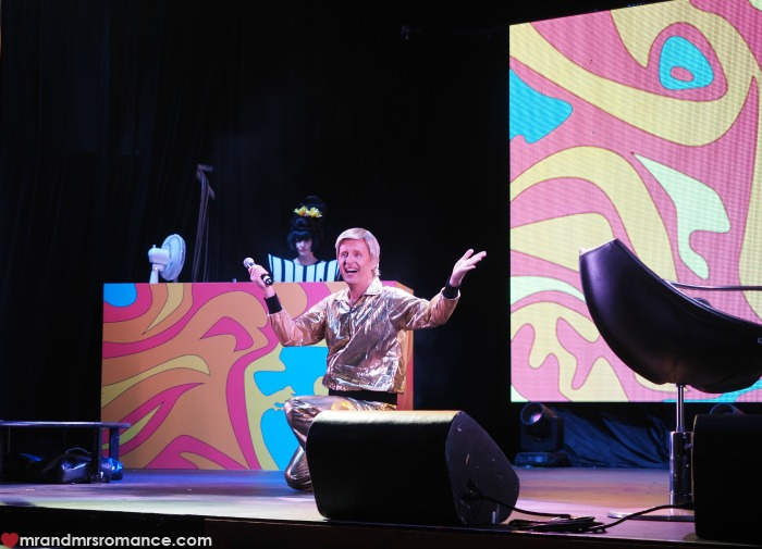 Mr & Mrs Romance - IG Edition - Sydney Festival Bob Downe