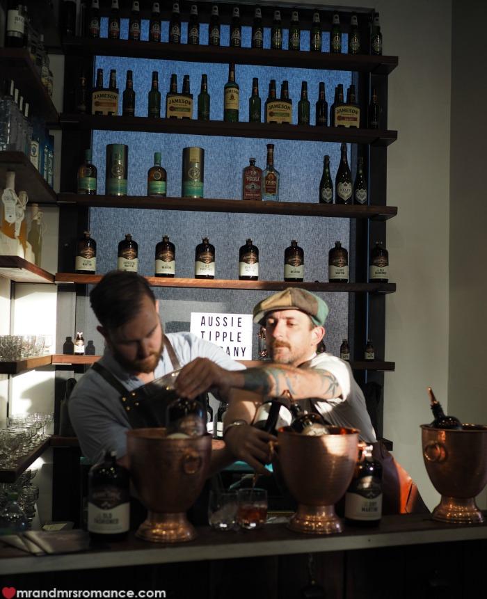 Mr & Mrs Romance IG Edition - 5 - Aussie Tipple Co Bar