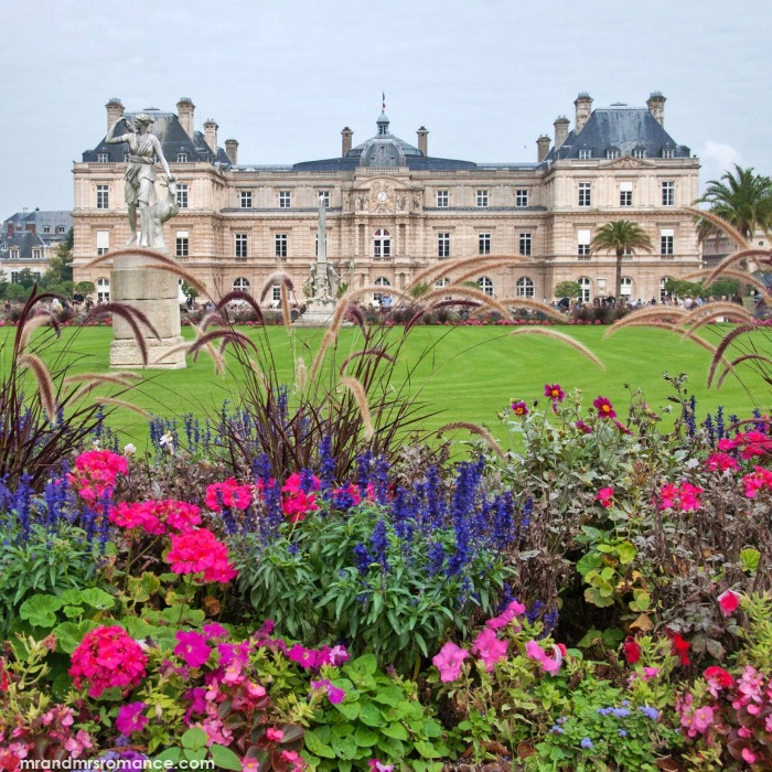 Mr & Mrs Romance - IG Edition - 50 Jardin du Luxembourg Paris