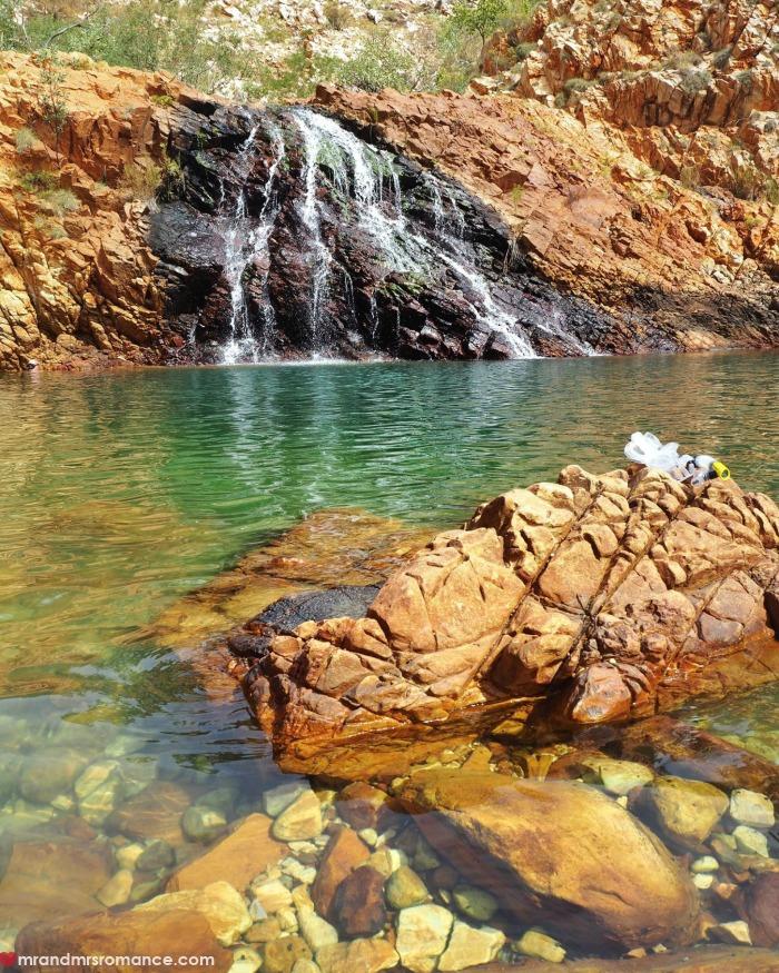 Mr & Mrs Romance - IG Edition - 55 Crocodile Creek the Kimberley