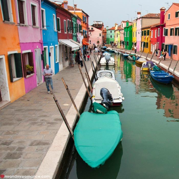 Mr & Mrs Romance - IG Edition - 56 Burano Venice