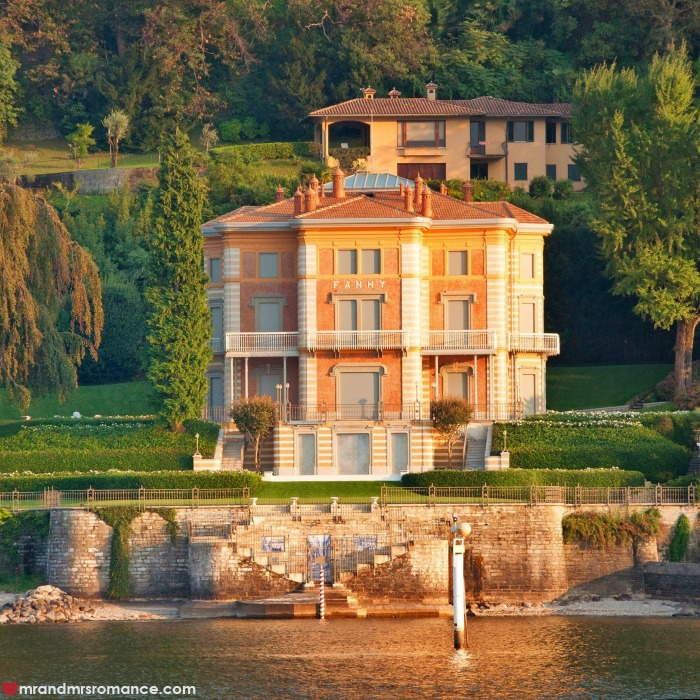 Mr & Mrs Romance - IG Edition - 57 Villa Fanny Lake Como