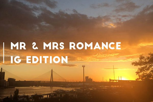 Mr & Mrs Romance - IG Edition - Christmas and NYE