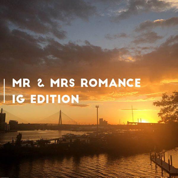 Mr & Mrs Romance - IG Edition - Christmas and NYE