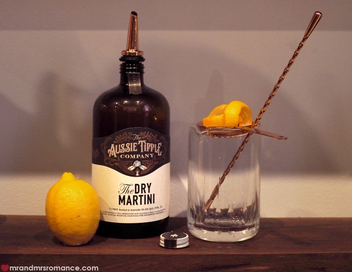Mr & Mrs Romance IG edition - 9 - Aussie Tipple Co Martini