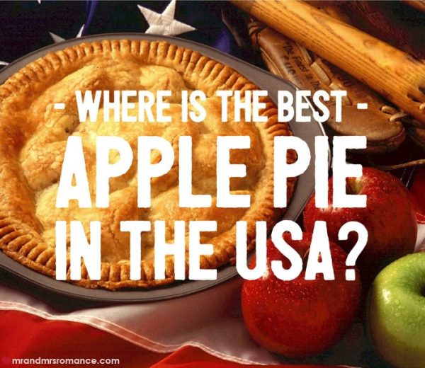 Is the best apple pie in America in Julian, California, USA