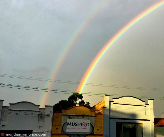 Mr and Mrs Romance - IG Edition - 4 double rainbow