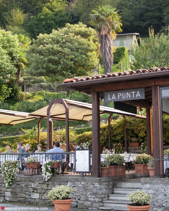 Mr and Mrs Romance - IG Edition - 51 La Punta Bellagio Como