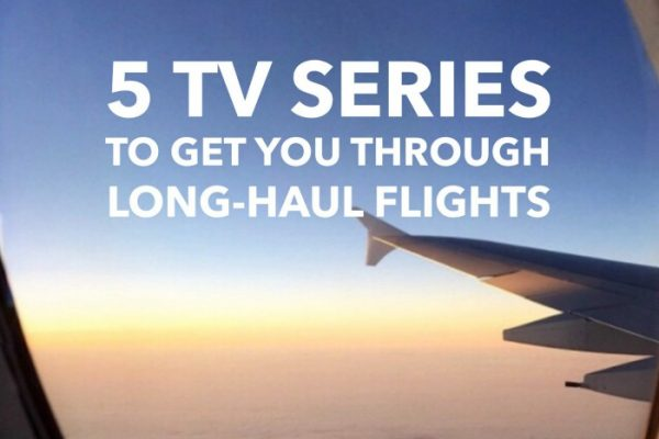 5 TV series to get you through your next long-haul flight
