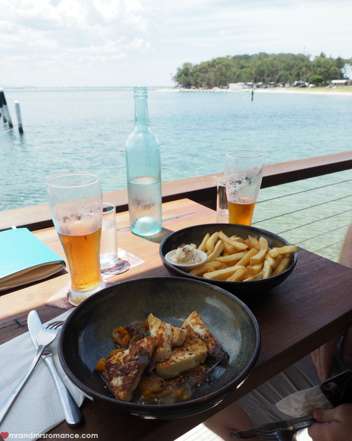 Mr & Mrs Romance - IG Edition - 16 little beach boathouse food
