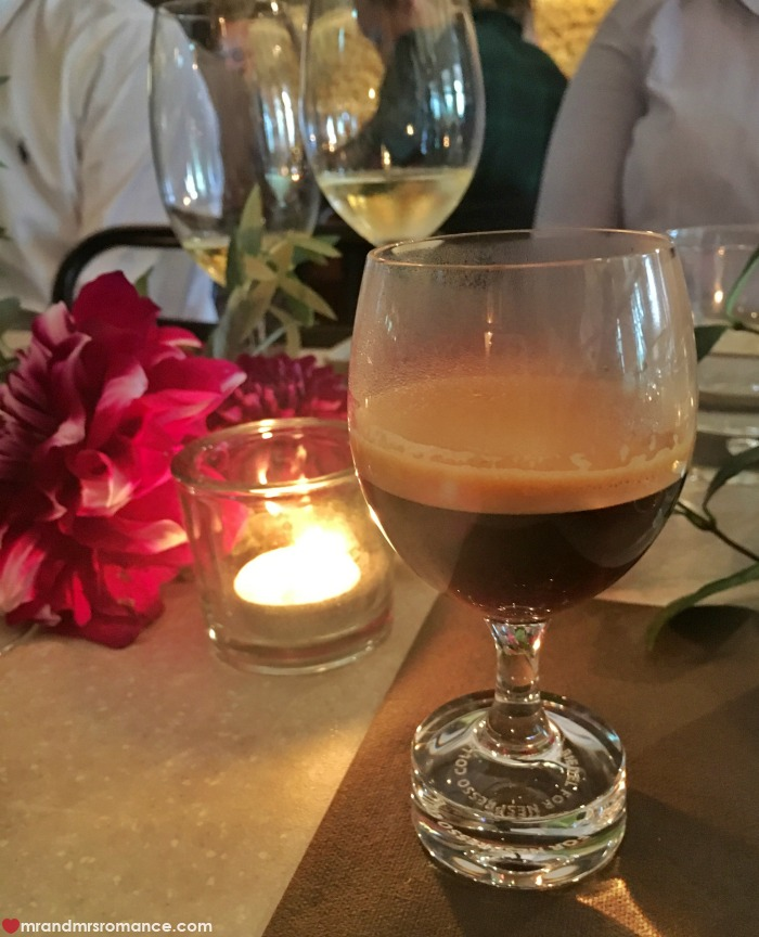 Mr & Mrs Romance - IG Edition - 31 Nespresso