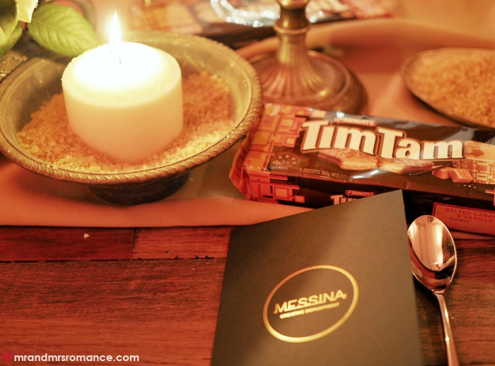 Mr and Mrs Romance - IG Edition - Messina and Tim Tam