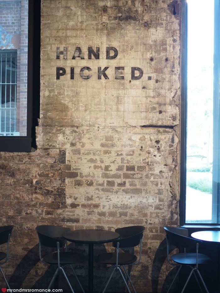 Mr & Mrs Romance - IG Edition - 5 Handpicked Wines wall