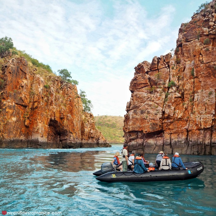 Mr & Mrs Romance - IG Edition - 51 The Kimberley