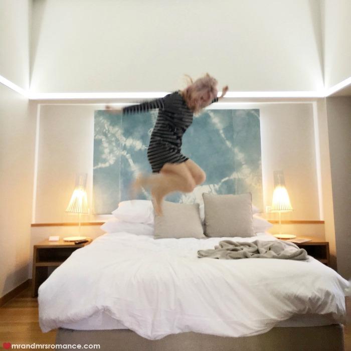 Mr & Mrs Romance - IG Edition - 53 bed jump