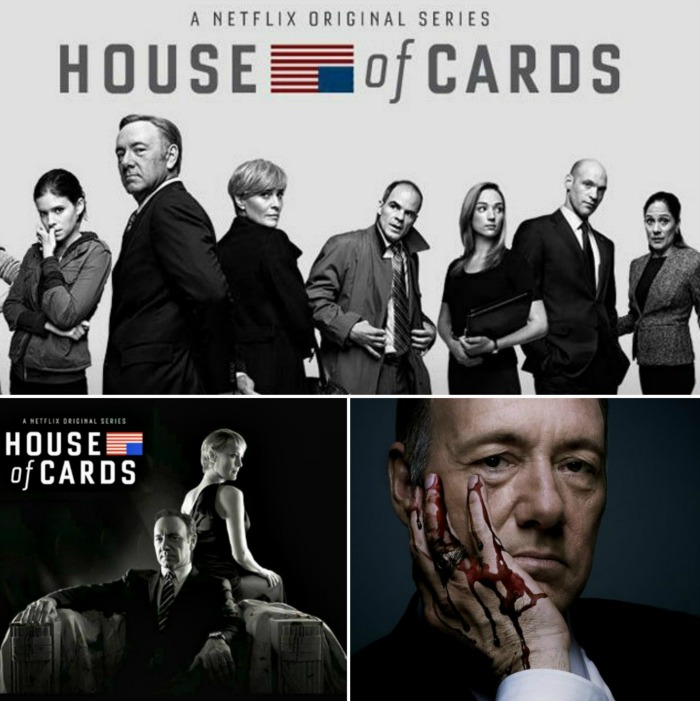 5 TV series to get you through your next long-haul flight - House of Cards