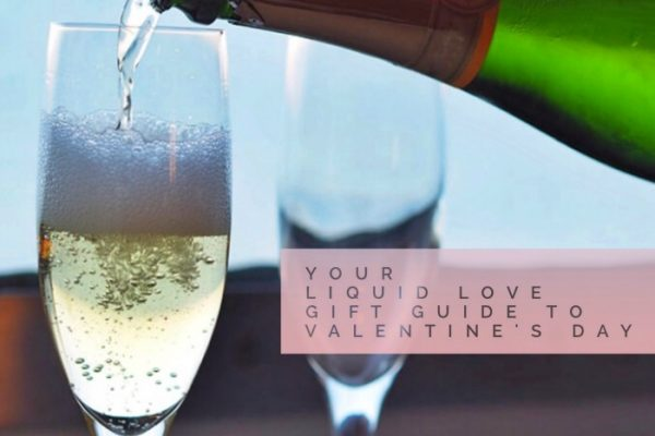 Mr and Mrs Romance - boozy Valentine's Day gift ideas