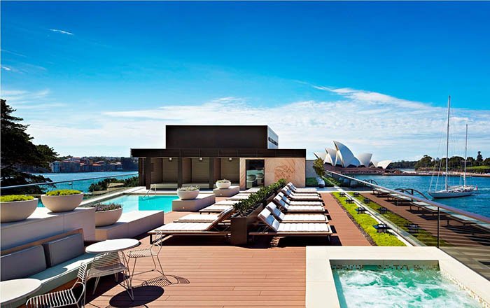 Where to stay in Sydney - Park Hyatt Hotel Sydney