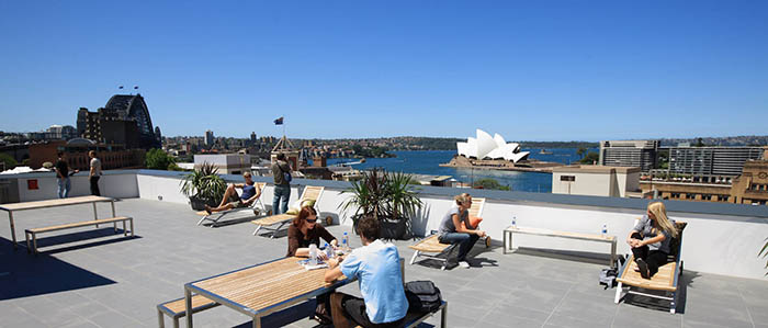 Where to stay in Sydney - Sydney Harbour YHA Hostel Sydney