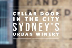 How to taste wine at the cellar door without leaving the city