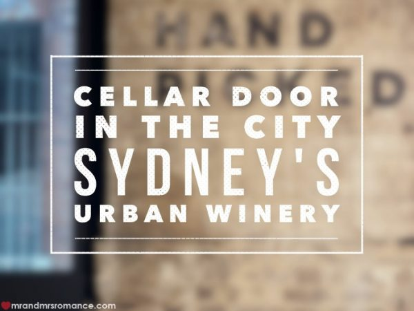 Mr & Mrs Romance - Handpicked Wines Urban Cellar Door and prose recipe