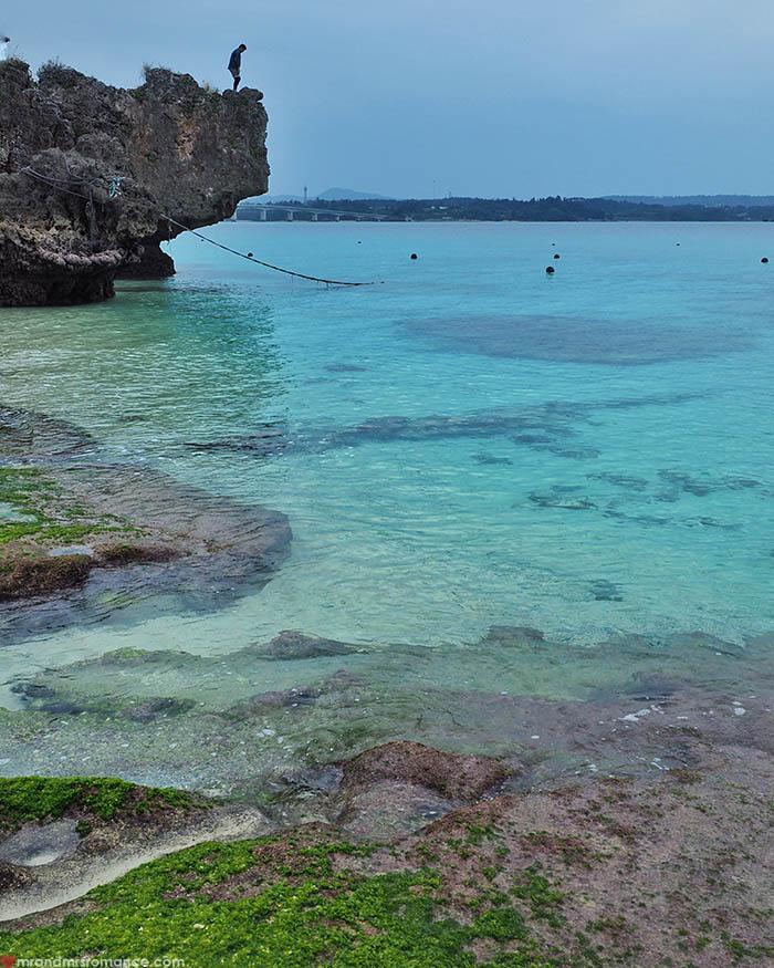 Mr & Mrs Romance - unusual things Okinawa - 20 Okinawa beach