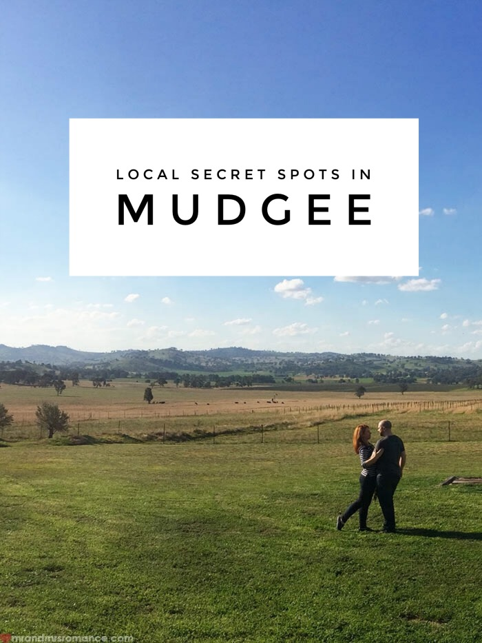 Mr & Mrs Romance - secret local spots to eat in Mudgee