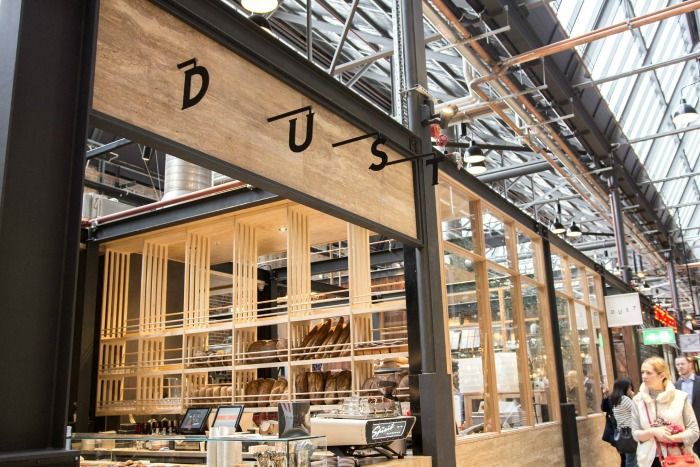 Sydney restaurants - Dust Bakery, the Tram Sheds, Sydney