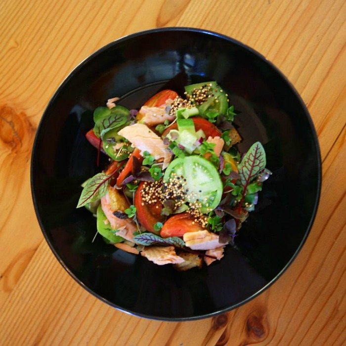Sydney restaurants - Hunter Works Cafe, Balmain