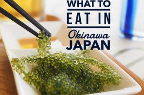 15 things you have to eat when you visit Okinawa, Japan