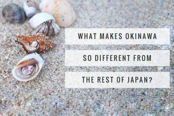 Mr & Mrs Romance - why Okinawa is so different