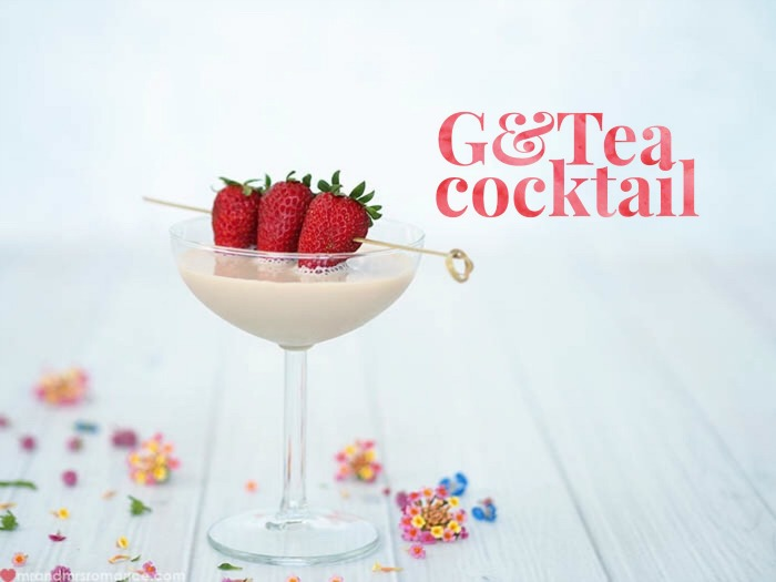 Mr and Mrs Romance - Feeney's Irish Cream Mother's Day Cocktail - feature