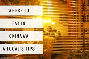 Where to eat in Okinawa – 5 places locals love to go