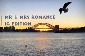 Mrs Romance talks Gen Z, a potato bake mutant and lunch in First Class
